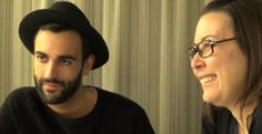 Marco Mengoni: intervista per l'Eurovision Song Contest 2013, il video