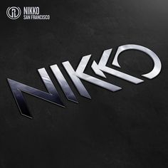 R. One Creative - The first step to solid branding is a strong logo. Check out our latest logo design for Dj Nikko.