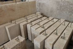 in Halmann Vella for City Gate Renzo Piano, Gate, Marble, 3d, Stone, Architecture, House, Ideas, Home Decor
