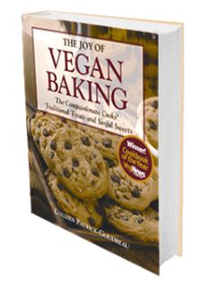 The Joy of Vegan Baking by Colleen Patrick-Goudreau.  Her pie crust is to die for.