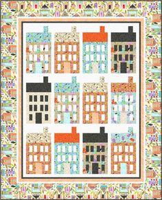 free house pattern---link provided---Soooo cute!