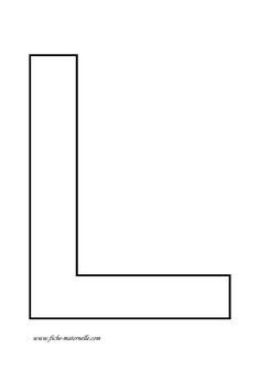 Grande Lettre Alphabetique Lettre A Lettre A Imprimer Et