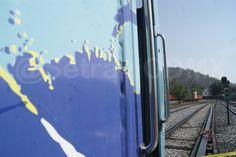 El tren recuperado y que lleva el nombre y la imagen del Premio Nobel de Literatura, Octavio Paz, es un convoy modelo NM 73 AR, motrices 0125/0140, el cual tenía dañadas las tarjetas electrónicas de los autómatas Agate 3X, que controlan la tracción y el frenado de cada carro.