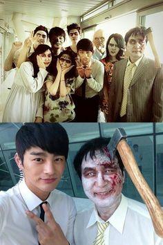 """기사 본문 보기-Seo In Guk in """"Master Sun"""" Kdrama"""