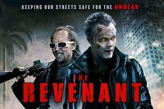 The Revenant Comedy Horror movie