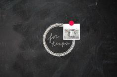for keeps, chalkboard love