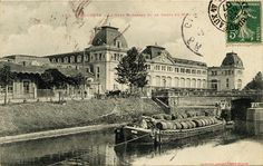 La gare Matabiau et le Canal