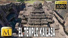 Conoce El Templo Kailasa, Evidencia De Civilizaciones Antiguas Que Poseían Tecnología Avanzada