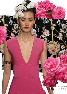 floral tribute: japan style! - farfetch.com