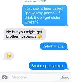 Brother husbands #polygamy #humor