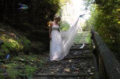 Abiti da sposa su misura Milano di Matthan Gori. / Tailored Wedding Dresses by Matthan Gori