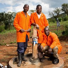 Meet the well mechanics who have been trained because of your gifts and are rockin' it in Western Uganda fixing broken wells.   #AdventuresFromTheField
