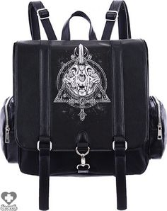 Restyle - Occult Backpack Bag - Buy Online Australia Beserk