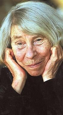 Tove Jansson (b. 9 August 1914) was a Swedish-speaking Finnish novelist, painter, illustrator and comic strip author. Jansson is best known as the author of the Moomin books for children. http://en.wikipedia.org/wiki/Tove_Jansson