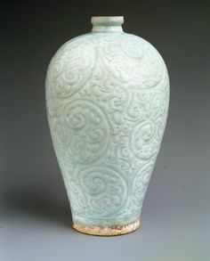 Vase in Meiping Shape | China | Southern Song (1127–1279)–Yuan (1271–1368) dynasty