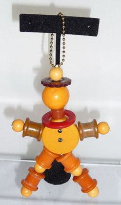 Vintage Bakelite and Plastic Objects - www.CribToysCloset.com