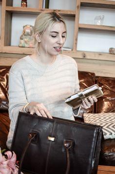 Tasche für die Uni >> http://www.glasschuh.com/2016/03/tasche-fuer-die-uni/ #uni #student #bag #blogger