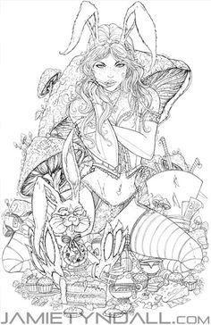 Alice - London Supercon 2014 Exclusive - Table A53 by jamietyndall on deviantART