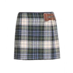 Ralph Lauren Wool Plaid Mini Skirt ($280) ❤ liked on Polyvore featuring skirts, mini skirts, bottoms, faldas, green, short skirts, green plaid mini skirt, green plaid skirt, short plaid skirt and green tartan skirt