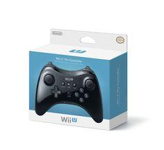 Nintendo Wii U Pro Controller Black: Nintendo Wii U: Computer and Video Games - Amazon.ca
