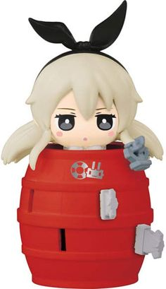Destroyer Shimakaze Mini Kurohige Kiki Ippatsu — KanColle $10.50 http://thingsfromjapan.net/destroyer-shimakaze-mini-kurohige-kiki-ippatsu-kancolle/ #kancolle #kantai collection #Japanese game stuff