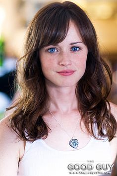 I know a haircut like this won't turn me magically into Alexis Bledel, but...