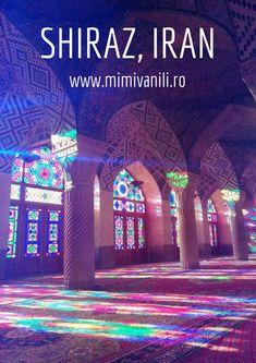 Shiraz, Iran - printre cele mai vechi orașe persane