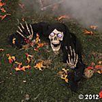 led-skeleton-ground-breaker  #Orientaltrading #Halloweenwishlist