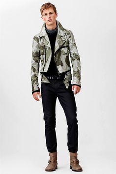 Belstaff Menswear - Pasarela