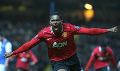 Antonio valencia at seasons 2011/2012