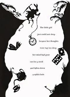Ideas Disney Art Alice In Wonderland Ideas Alice Quotes, Poem Quotes, Cute Quotes, Words Quotes, Sayings, Cute Disney Quotes, Alice And Wonderland Quotes, Alice In Wonderland Artwork, Arte Disney