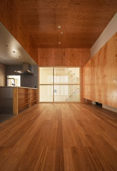 House in Asahiku by Coo Planning.