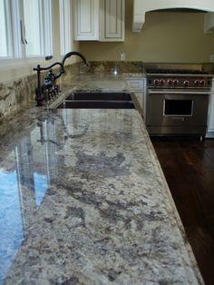 Beautiful Granite Countertops Sold At Metro Floors Inc.