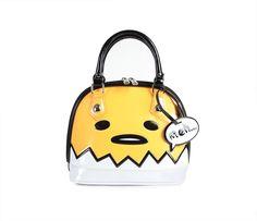 Gudetama Mini Dome Handbag  Shell Cute Backpacks 73c248ce4f8ba