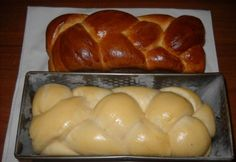 Sliced ​​cakes for Easter ham Hungarian Sausage Recipe, Hungarian Recipes, Pastry Recipes, Cake Recipes, Cooking Recipes, Jewish Apple Cakes, Sweets Cake, Best Banana Bread, Bread And Pastries