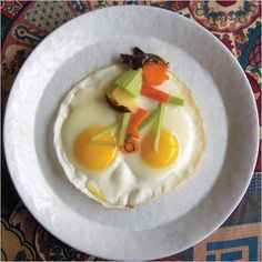 msnbc:    Edible art: Great photos in NYT's City Room blog about Bill Wurtzel, a jazz guitarist whose latest creative outlet is… breakfast.