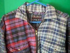 Vintage TRIBES Women's XL Flanel Shirt