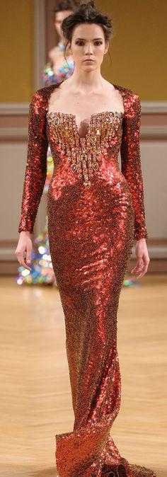 Tony Yaacoub Couture F/W 2013-2014