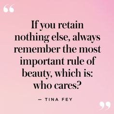 5 Insanely Awesome Beauty Quotes Everyone Needs to Read | StyleCaster