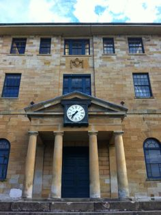 Triathlete Chronicles: Parramatta River Run. An old, pretty building. Sydney, Training, Australia, River, Park, Antiques, Building, Pretty, Home Decor