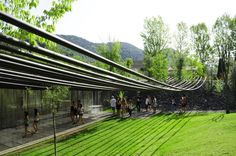 RCR. Restaurante Les Cols. Olot, Girona, Spain