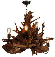 Best Driftwood Chandelier