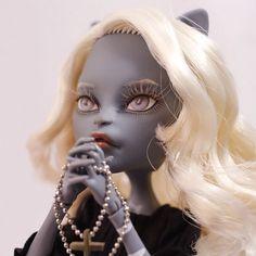 Monster High Face up