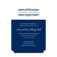 fancy event e invite - Google Search