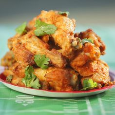 Sweet and Spicy Wings | You'll Be Ready For Game Day With These Wings