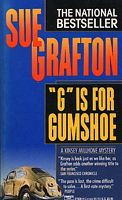 G Is for Gumshoe by Sue Grafton - FictionDB