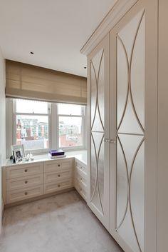 59 ideas linen closet furniture wardrobes for 2019 Wardrobe Doors, Bedroom Wardrobe, Built In Wardrobe, Home Theaters, Muebles Living, Bedroom Cupboards, Dream Closets, Closet Designs, Bedroom Decor