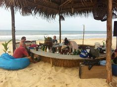 Vietnam Beach Bars