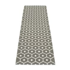 Honey Dark warm grey/Vanilla70x225cm, Pappelina #pappelina #rug #carpet #homedecor #decor