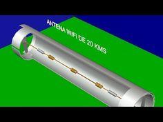 Diseño de antena wifi ultra potente - Taringa!